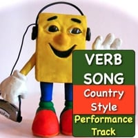 Kathy Troxel | Verb Song (Country Style) [Performance Track]
