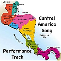 Kathy Troxel | Central America Song (Performance Track)