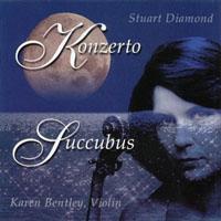 Karen Bentley, Stuart Diamond & Kerry Walsh | Konzerto/Succubus