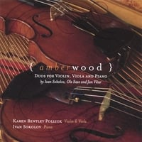 Karen Bentley Pollick & Ivan Sokolov | amberwood
