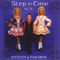 Kathleen and Dom Lavin | Step in Time, Vol. II