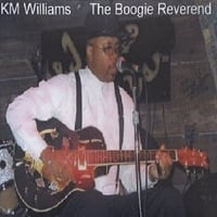 KM Williams | The Boogie Reverend