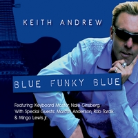 Keith Andrew | Blue Funky Blue