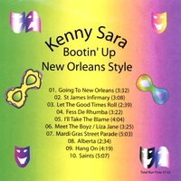 Kenny Sara | Bootin' Up New Orleans Style