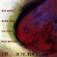 Ken Serio, Mark Egan, Vic Juris, Pete McCann | Live.... In The Moment