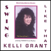 Kelli Grant, the Queen of Swing™ | Swing Like That