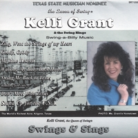 Kelli Grant, the Queen of Swing™ | Swings & Sings