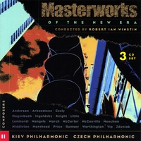 Kiev Philharmonic and Czech Philharmonic | Masterworks of the New Era - Volume Eleven