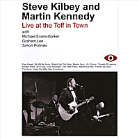 Steve Kilbey and Martin Kennedy | Live at the Toff (DVD)