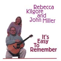 Rebecca Kilgore & John Miller | It's Easy To Remember