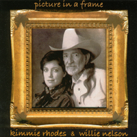 Kimmie Rhodes and Willie Nelson | Picture In A Frame