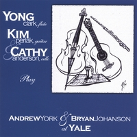 Kim Perlak | Yong, Kim & Cathy at Yale