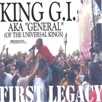 KING G.I. | First Legacy!