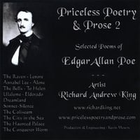 Richard Andrew King | Priceless Poetry & Prose 2: Selected Poems of Edgar Allan Poe