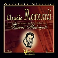 The King's Consort | Monteverdi - Famous Madrigals