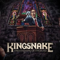 Kingsnake | One Eyed King of the Blind