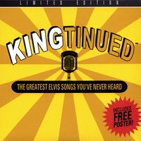 "Rick Lenz & Kingtinued | Elvis Rockabilly ""Kingtinued"" The Greatest Elvis Rockabilly Songs, You've Never Heard! [The Lost Recordings Vol. 2]"