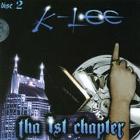 K-lee | THA 1ST CHAPTER disc 2