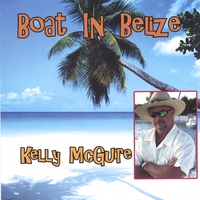 Kelly Mcguire | Boat In Belize