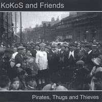 Kokos and Friends | Pirates, Thugs, and Thieves