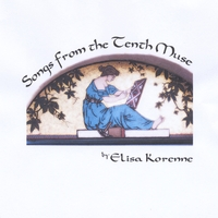 Elisa Korenne | Songs from the Tenth Muse