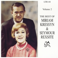 Miriam Kressyn & Seymour Rechtzeit | The Best of Miriam Kressyn & Seymour Rechtzeit - Volume 2