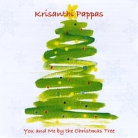 Krisanthi Pappas | You and Me by the Christmas Tree