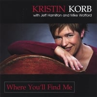 Kristin Korb | Where You'll Find Me