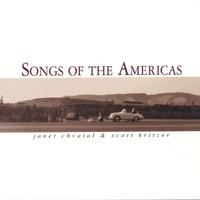 Janet Chvatal and Scott Kritzer | Songs of The Americas