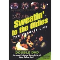 The Vandals | Sweatin' To The Oldies: The Vandals Live - DVD