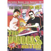 The Vandals | Live at the House of Blues (SMGO #9) - DVD+CD