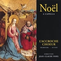 L'Accroche-Choeur, ensemble vocal Fribourg | Noël A CAPELLA