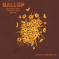 Lemons Are Louder Than Rocks | Gallop & Other Distorted Love Songs