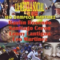 Various Artists | La Mezcla Social de Leo Campeon Martinez
