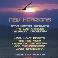 Los Angeles Neophonic Orch. and NY Neophonic Orch. | New Horizons - Volume 2