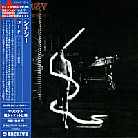 Larry Fast/SYNERGY | Cords (Japanese Mini LP Replica)
