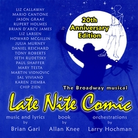 Brian Gari | Late Nite Comic 20th anniversary edition