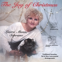 Laura Mann | The Joy of Christmas