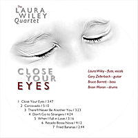 Laura Wiley Quartet | Close Your Eyes
