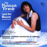 Laurel Ann Maurer | The Hallelujah Tree