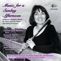 Laurel Ann Maurer | Music for a Sunday Afternoon