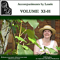 Laurie E. Klaus | Accompaniments by Laurie vol. XI-01