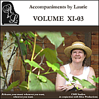 Laurie E. Klaus | Accompaniments by Laurie Volume XI-03