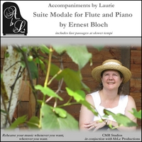 Laurie E. Klaus | Accompaniments by Laurie: Suite Modale for Flute and Piano by Ernest Bloch