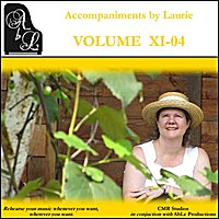 Laurie E. Klaus | Accompaniments By Laurie Vol. XI-04