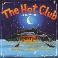 Laurie and Jay Keefe, Ike Eichenberg, Brian Silber | The Hot Club of Coral Bay