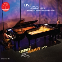 Lavrova Primakov Piano Duo | Live from the Gina Bachauer Int'l Piano Festival: Lavrova Primakov Piano Duo
