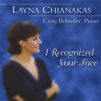 Layna Chianakas | I Recognized Your Face