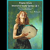 Layne Redmond | Frame Drum Intensive Study Series CD 1