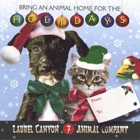 Laurel Canyon Animal Company | Bring An Animal Home For The Holidays